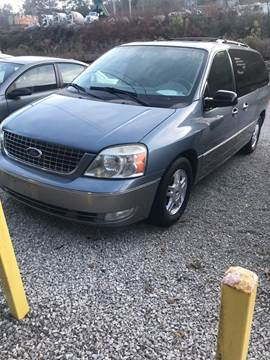 2004 Ford Freestar for sale in Rocky Top, TN