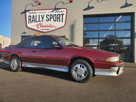 1989 Chevrolet Cavalier for sale in Canton, OH