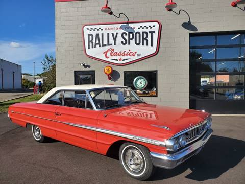 1964 Ford Galaxie 500 for sale in Canton, OH