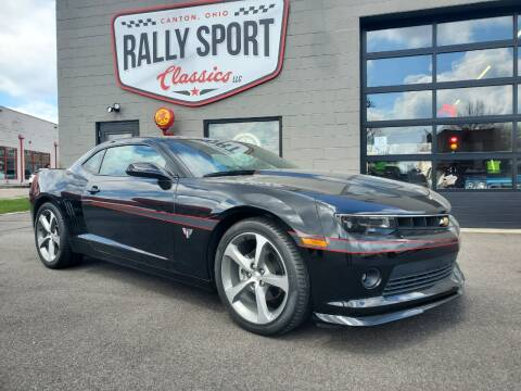 2015 Chevrolet Camaro LT for sale at Rally Sport Classics in Canton OH