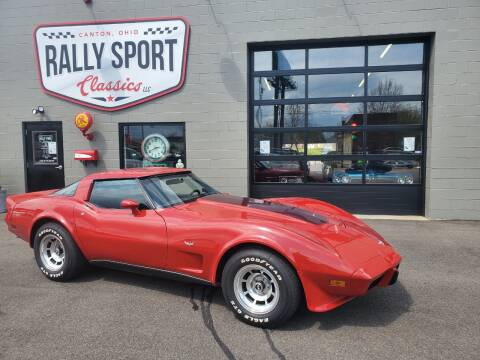 1979 Chevrolet Corvette for sale at Rally Sport Classics in Canton OH
