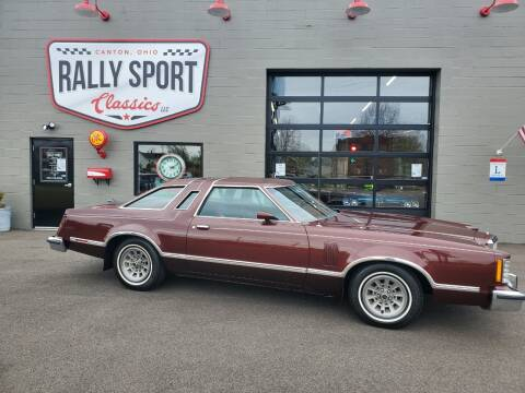 1979 Ford Thunderbird for sale at Rally Sport Classics in Canton OH