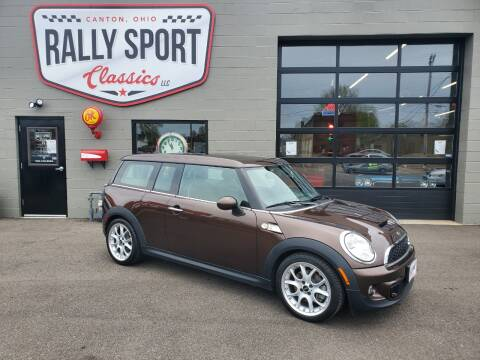 2012 MINI Cooper Clubman S for sale at Rally Sport Classics in Canton OH