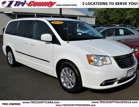 2016 Chrysler Town and Country for sale in Heath, OH