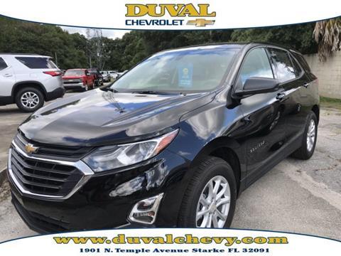 2019 Chevrolet Equinox for sale in Starke, FL