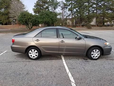 2006 Toyota Camry for sale in Jonesboro, GA