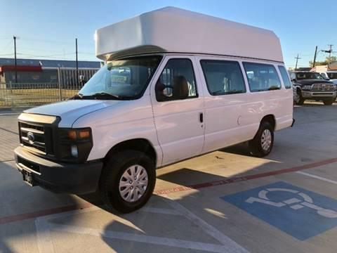 2012 Ford E-Series Cargo for sale in Grand Prairie, TX