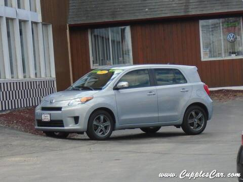 2013 Scion xD for sale at Cupples Car Company in Belmont NH