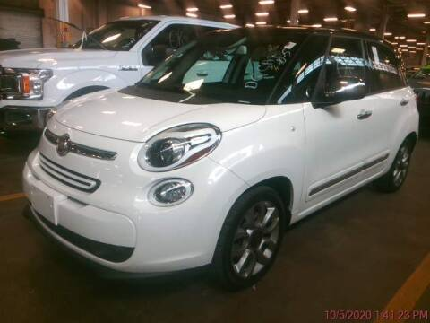 2014 FIAT 500L for sale at Cupples Car Company in Belmont NH