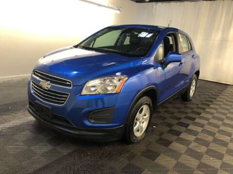 2016 Chevrolet Trax for sale at Cupples Car Company in Belmont NH