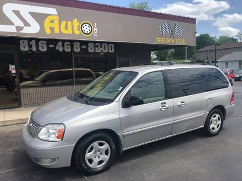 2005 Ford Freestar for sale in Gladstone, MO