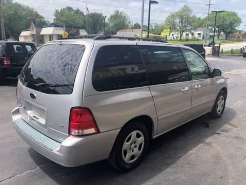 2005 Ford Freestar