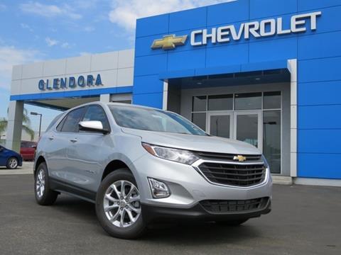 2020 Chevrolet Equinox for sale in Glendora, CA