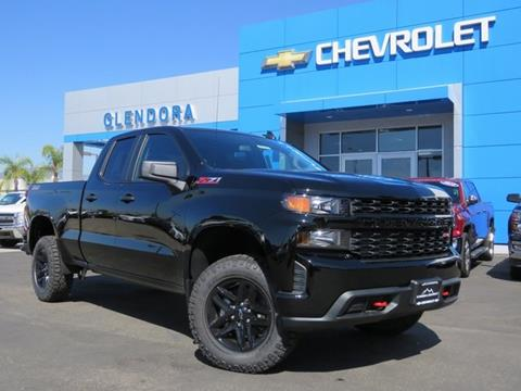 2020 Chevrolet Silverado 1500 for sale in Glendora, CA