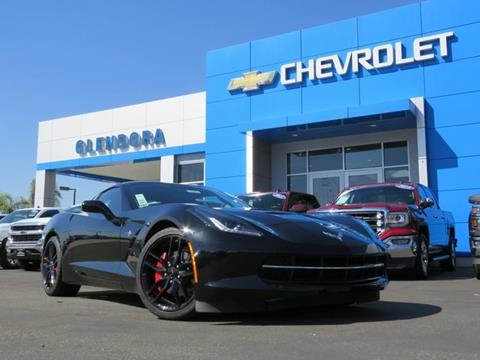 2019 Chevrolet Corvette for sale in Glendora, CA