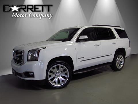 2016 GMC Yukon for sale in Houston, TX