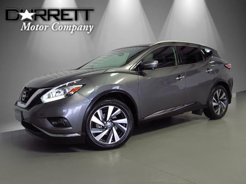 2015 Nissan Murano for sale in Houston, TX