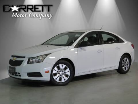2013 Chevrolet Cruze LS Auto for sale at Car Sales Ladies @ Durrett Motor Company in Houston TX