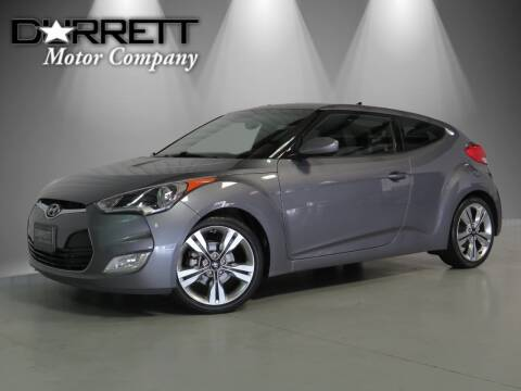 2016 Hyundai Veloster for sale at Car Sales Ladies @ Durrett Motor Company in Houston TX