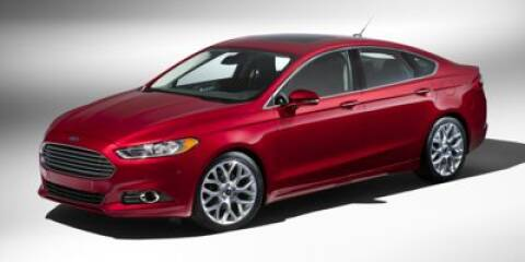 2015 Ford Fusion S for sale at Car Sales Ladies @ Durrett Motor Company in Houston TX
