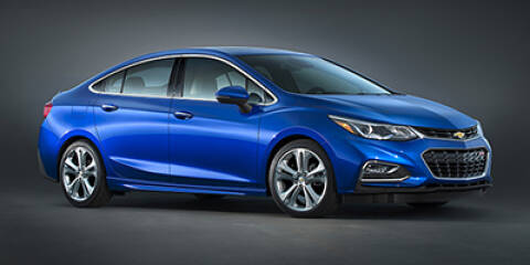 2017 Chevrolet Cruze LT Auto for sale at Car Sales Ladies @ Durrett Motor Company in Houston TX