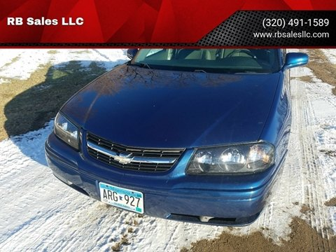 2005 Chevrolet Impala for sale in Farwell, MN
