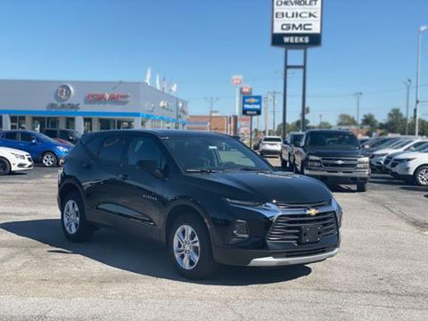 2020 Chevrolet Blazer for sale in West Frankfort, IL