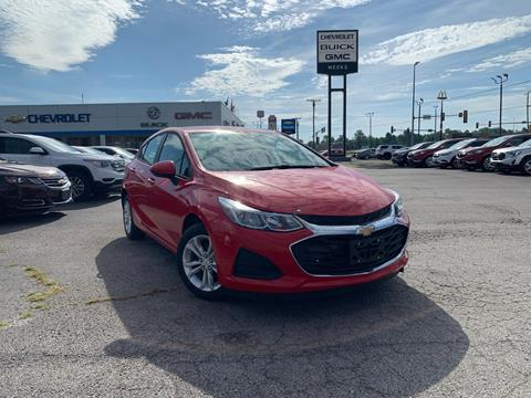 2019 Chevrolet Cruze for sale in West Frankfort, IL