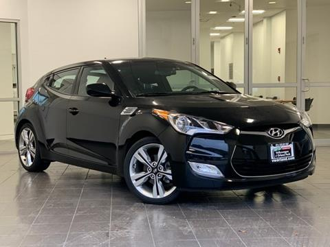 2017 Hyundai Veloster for sale in Orland Park, IL