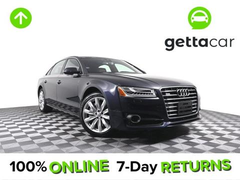 2017 Audi A8 L for sale in Feasterville Trevose, PA