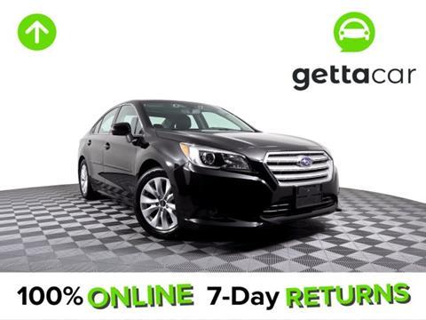 2016 Subaru Legacy for sale in Feasterville Trevose, PA