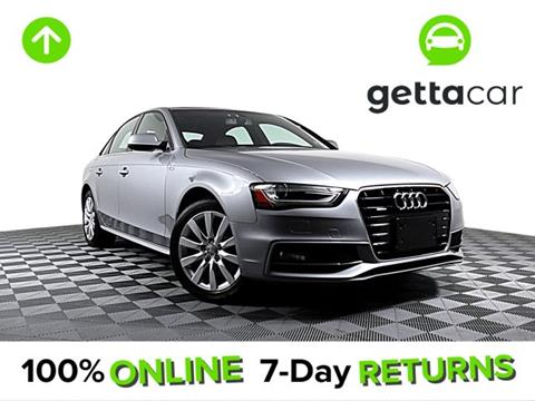 2016 Audi A4 for sale in Feasterville Trevose, PA