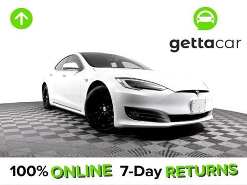 2016 Tesla Model S for sale in Feasterville Trevose, PA