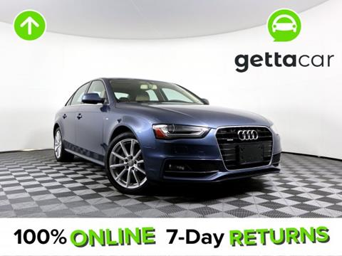 2015 Audi A4 for sale in Feasterville Trevose, PA