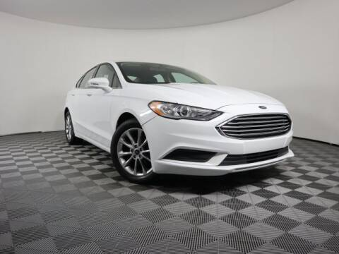 2017 Ford Fusion SE for sale at Danis Auto in Feasterville Trevose PA
