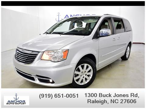 2011 Chrysler Town and Country for sale in Raleigh, NC