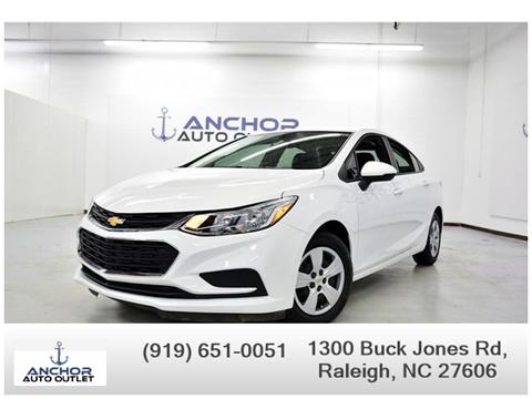 2018 Chevrolet Cruze for sale in Raleigh, NC