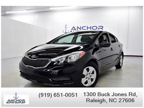 2015 Kia Forte for sale in Raleigh, NC