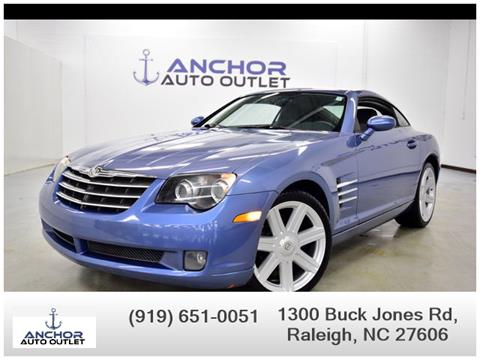 2005 Chrysler Crossfire for sale in Raleigh, NC