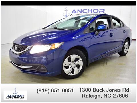 2013 Honda Civic for sale in Raleigh, NC