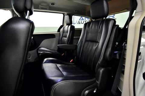 2012 Chrysler Town and Country