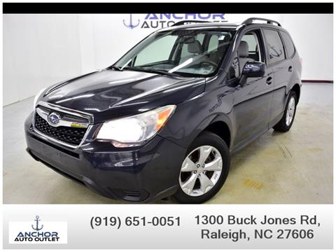 2015 Subaru Forester for sale in Raleigh, NC