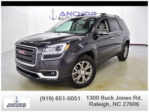 2015 GMC Acadia for sale in Raleigh, NC