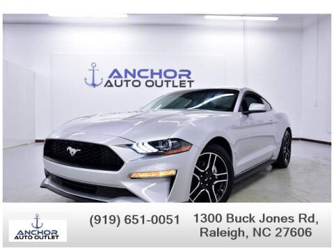 2018 Ford Mustang for sale in Raleigh, NC