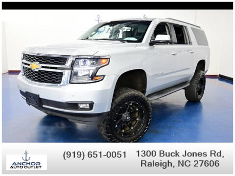 Used Chevrolet Suburban For Sale In Raleigh Nc Carsforsale Com