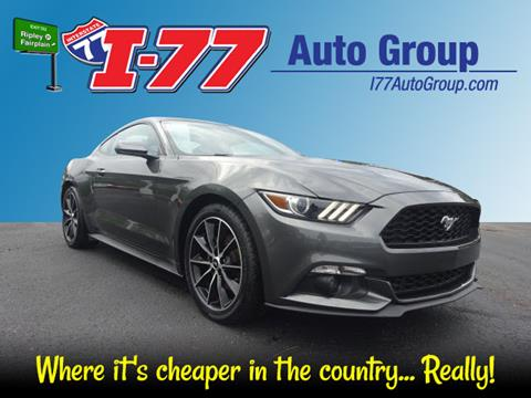2015 Ford Mustang for sale in Ripley, WV