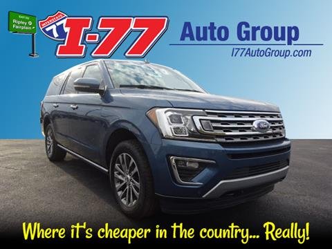 2018 Ford Expedition MAX for sale in Ripley, WV