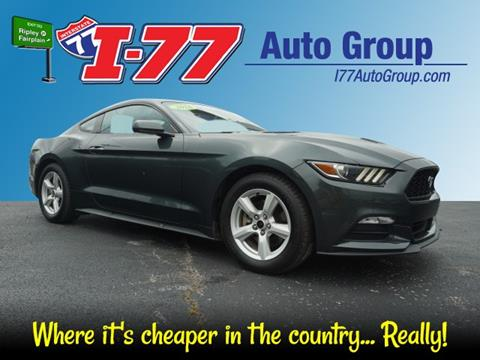 2016 Ford Mustang for sale in Ripley, WV