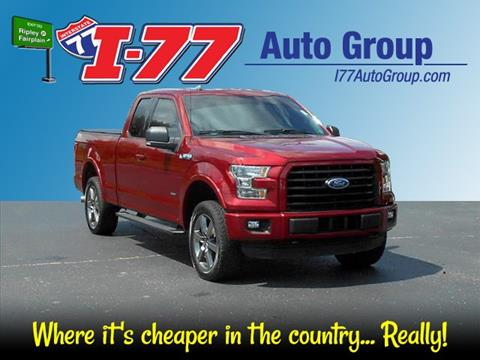 2016 Ford F-150 for sale in Ripley, WV