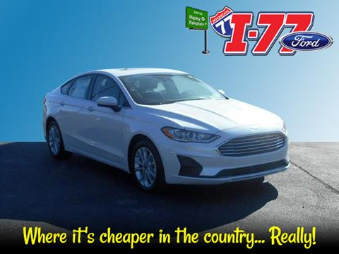 2020 Ford Fusion Hybrid for sale in Ripley, WV